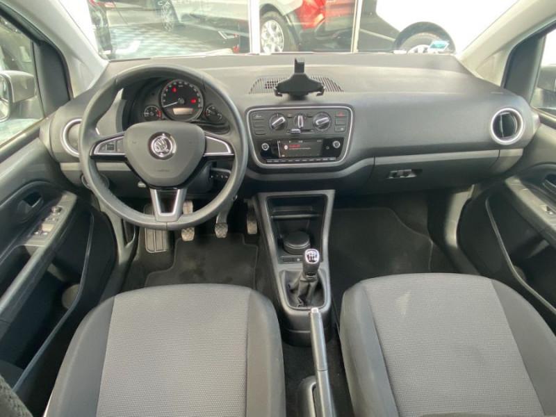 Photo 6 de l'offre de SKODA CITIGO 1.0 MPI 60cv EDITION CLIM Bluetooth JA 5P à 9490€ chez Mérignac auto