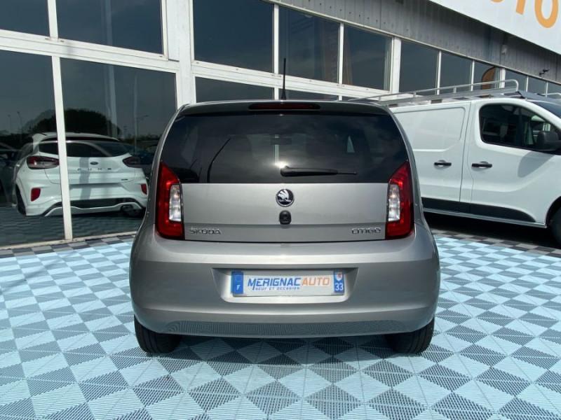 Photo 16 de l'offre de SKODA CITIGO 1.0 MPI 60cv EDITION CLIM Bluetooth JA 5P à 9490€ chez Mérignac auto