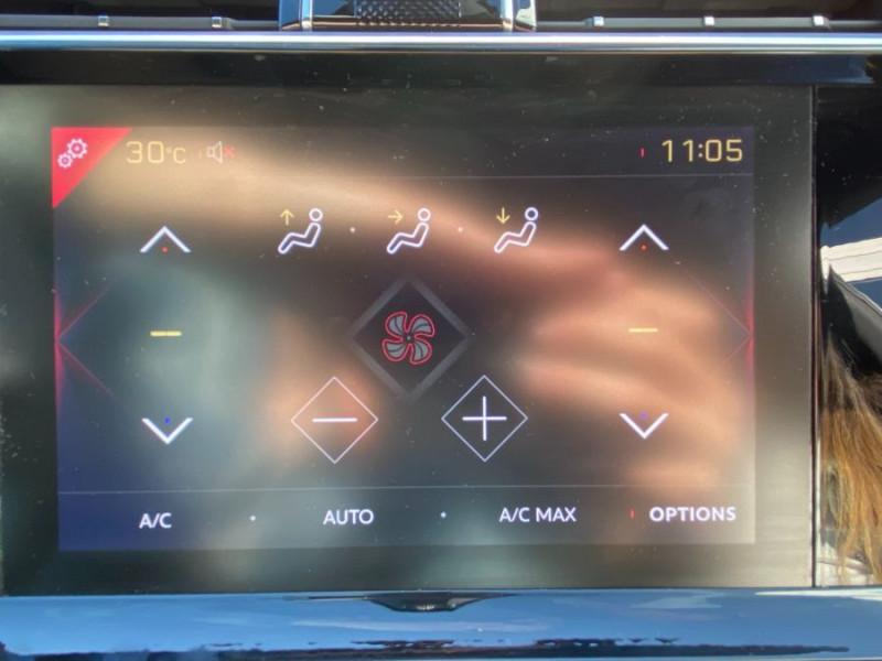Photo 20 de l'offre de DS DS7 CROSSBACK BlueHDi 130 EAT8 PERFORMANCE LINE LED Vision Mirror Link à 35950€ chez Mérignac auto