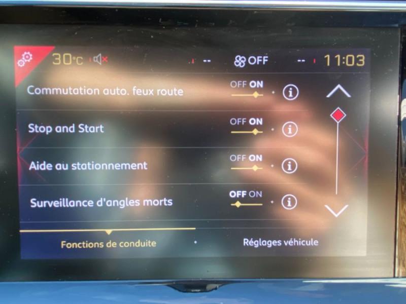 Photo 17 de l'offre de DS DS7 CROSSBACK BlueHDi 130 EAT8 PERFORMANCE LINE LED Vision Mirror Link à 35950€ chez Mérignac auto