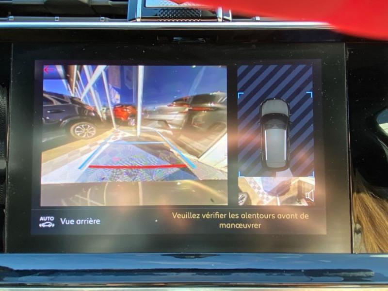 Photo 15 de l'offre de DS DS7 CROSSBACK BlueHDi 130 EAT8 PERFORMANCE LINE LED Vision Mirror Link à 35950€ chez Mérignac auto