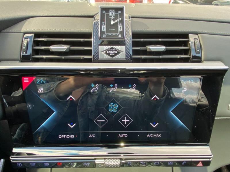 Photo 19 de l'offre de DS DS7 CROSSBACK 1.6 E-TENSE 225 BVA 2WD GRAND CHIC RIVOLI TOE LED JA20 à 45950€ chez Mérignac auto