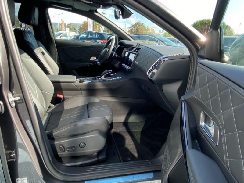 Photo 11 de l'offre de DS DS7 CROSSBACK 1.6 E-TENSE 225 BVA 2WD GRAND CHIC RIVOLI TOE LED JA20 à 45950€ chez Mérignac auto