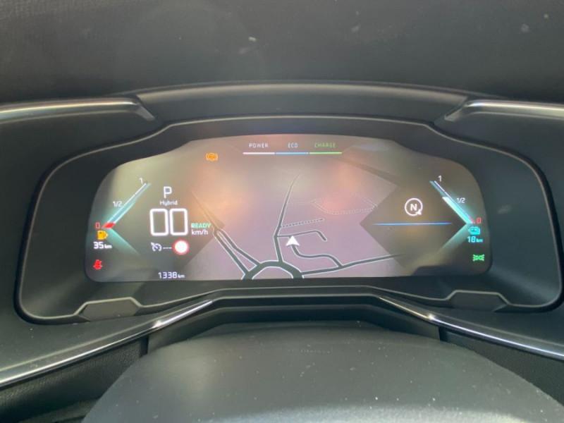 Photo 15 de l'offre de DS DS7 CROSSBACK 1.6 E-TENSE 225 BVA 2WD GRAND CHIC RIVOLI TOE LED JA20 à 45950€ chez Mérignac auto