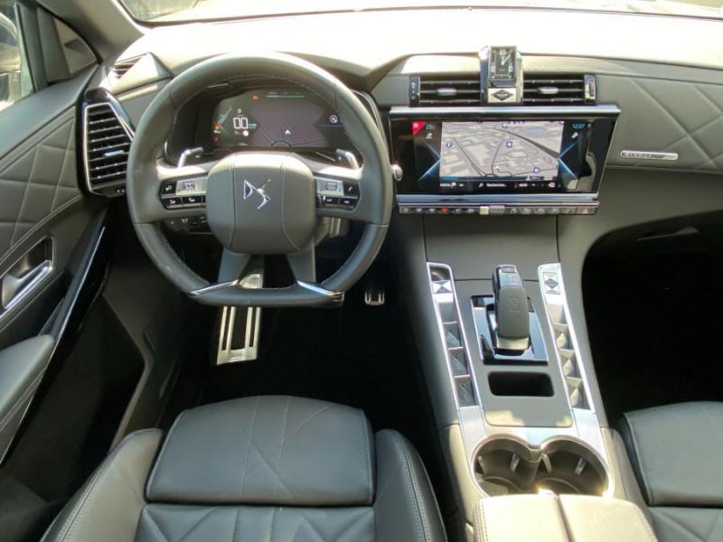 Photo 9 de l'offre de DS DS7 CROSSBACK 1.6 E-TENSE 225 BVA 2WD GRAND CHIC RIVOLI TOE LED JA20 à 45950€ chez Mérignac auto