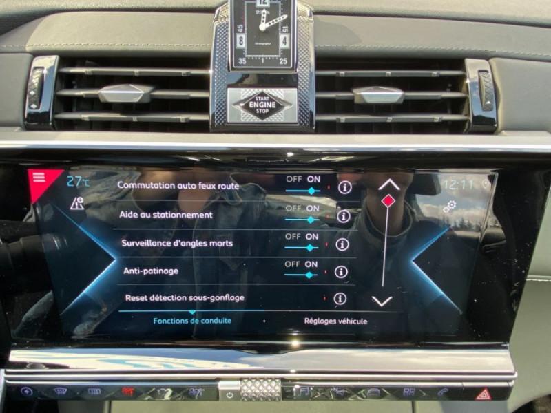 Photo 20 de l'offre de DS DS7 CROSSBACK 1.6 E-TENSE 225 BVA 2WD GRAND CHIC RIVOLI TOE LED JA20 à 45950€ chez Mérignac auto