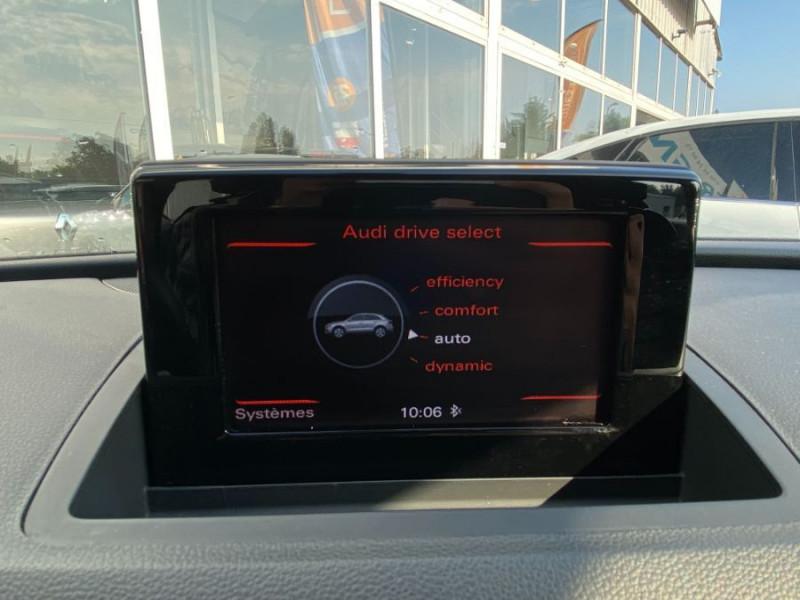 Photo 15 de l'offre de AUDI Q3 2.0 TDI 150 BV6 SPORT LINE GPS JA18 Hayon Elect. 1ère Main à 22950€ chez Mérignac auto
