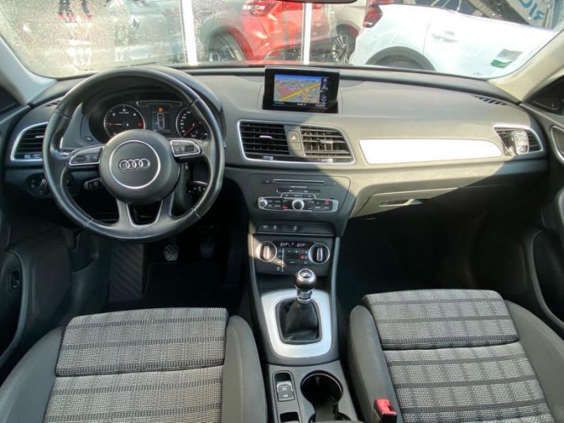 Photo 6 de l'offre de AUDI Q3 2.0 TDI 150 BV6 SPORT LINE GPS JA18 Hayon Elect. 1ère Main à 22950€ chez Mérignac auto