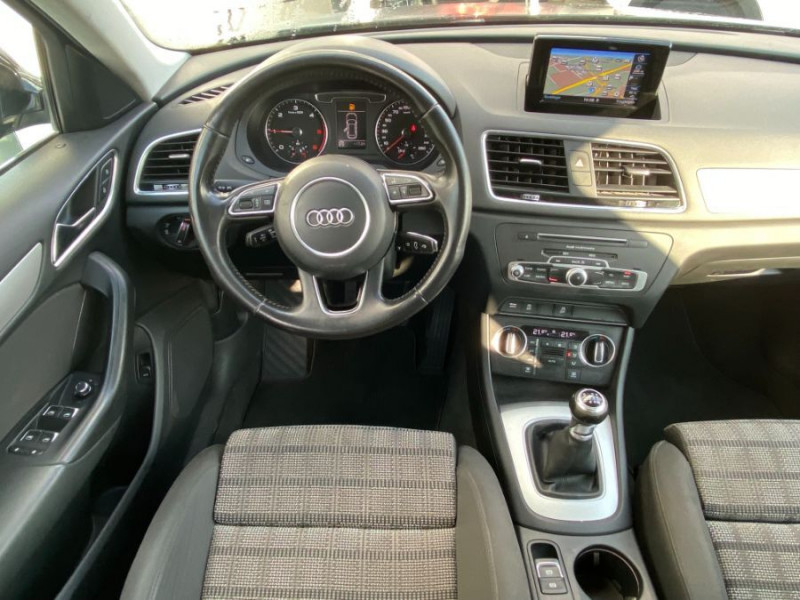 Photo 10 de l'offre de AUDI Q3 2.0 TDI 150 BV6 SPORT LINE GPS JA18 Hayon Elect. 1ère Main à 22950€ chez Mérignac auto
