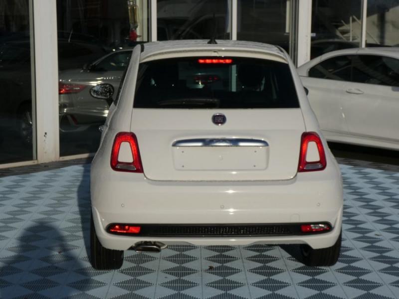Photo 10 de l'offre de FIAT 500 1.0 70 BSG Hybrid BV6 ROCKSTAR GPS TFT TOIT Pano JA16 à 15450€ chez Mérignac auto