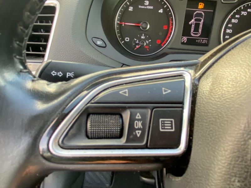Photo 17 de l'offre de AUDI Q3 2.0 TDI 150 BV6 SPORT LINE GPS JA18 Hayon Elect. 1ère Main à 22950€ chez Mérignac auto