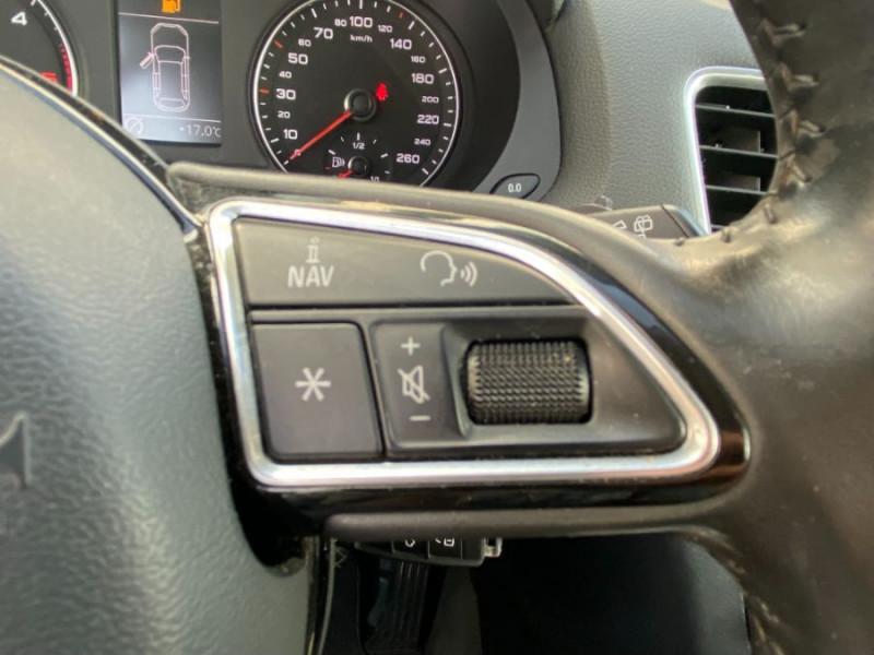 Photo 18 de l'offre de AUDI Q3 2.0 TDI 150 BV6 SPORT LINE GPS JA18 Hayon Elect. 1ère Main à 22950€ chez Mérignac auto
