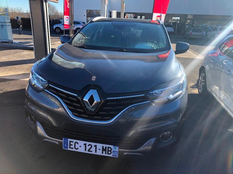 Renault Kadjar 1.6 dCi 130ch energy Intens Diesel Gris Foncé Métal Occasion à vendre