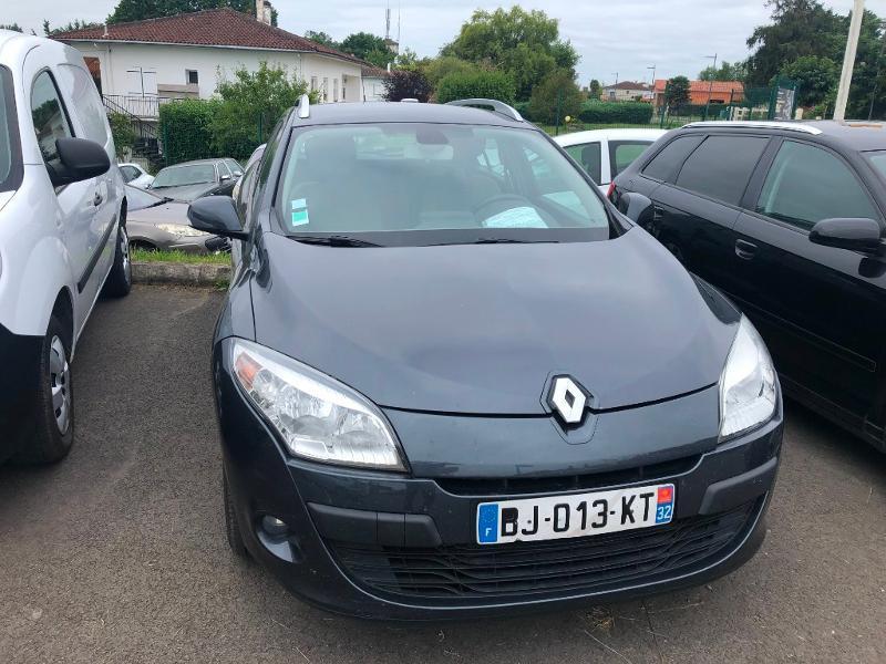 Renault Megane Estate 1.5 dCi 110ch FAP Expression EDC eco² Diesel Gris Foncé Métal Occasion à vendre