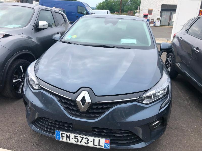 Renault Clio 1.5 Blue dCi 85ch Zen Diesel Gris Foncé Métal Occasion à vendre