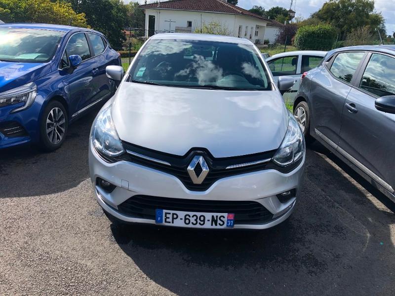 Renault Clio 1.5 dCi 90ch energy Business 82g 5p Diesel Gris Clair Métal Occasion à vendre