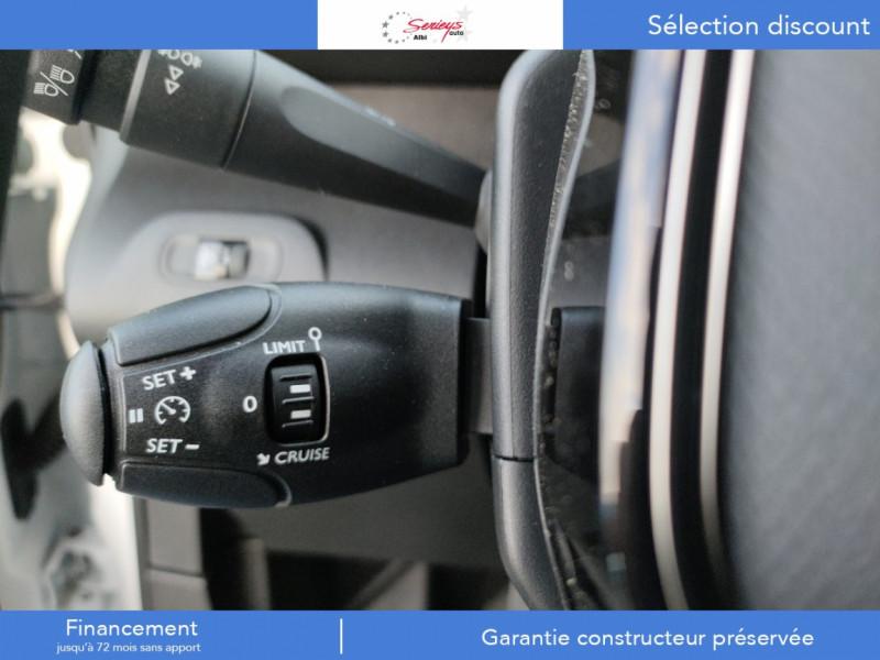 Photo 28 de l'offre de PEUGEOT PARTNER FGN PREMIUM BLUEHDI 100 3PL RADAR à 18800€ chez Garage Serieys Auto