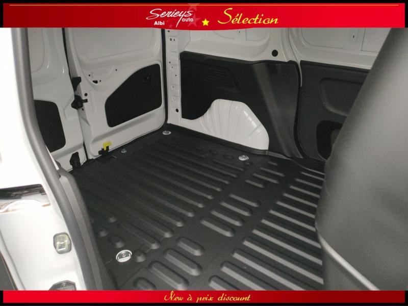 Photo 10 de l'offre de PEUGEOT PARTNER FGN PRO BLUEHDI 100 CLIM+2P 1000KG à 16980€ chez Garage Serieys Auto