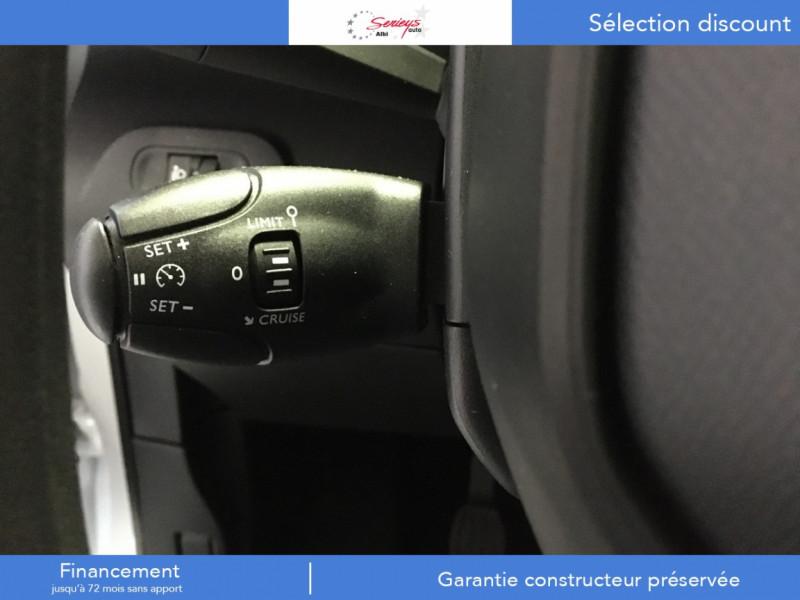 Photo 7 de l'offre de PEUGEOT PARTNER FGN PRO BLUEHDI 100 CLIM+2P 1000KG à 16980€ chez Garage Serieys Auto