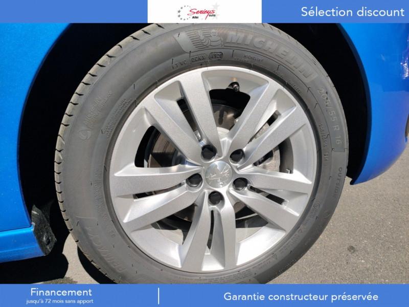 Photo 3 de l'offre de PEUGEOT 308 Active Pack BlueHDi 130 GPS+Camera AR à 20980€ chez Garage Serieys Auto