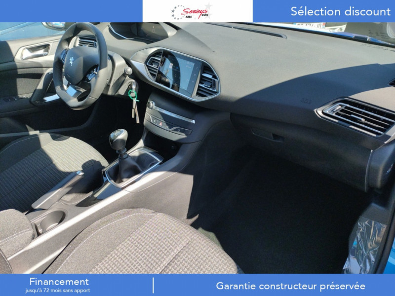 Photo 31 de l'offre de PEUGEOT 308 Active Pack BlueHDi 130 GPS+Camera AR à 20980€ chez Garage Serieys Auto