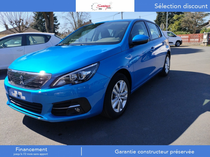 Photo 26 de l'offre de PEUGEOT 308 Active Pack BlueHDi 130 GPS+Camera AR à 20980€ chez Garage Serieys Auto