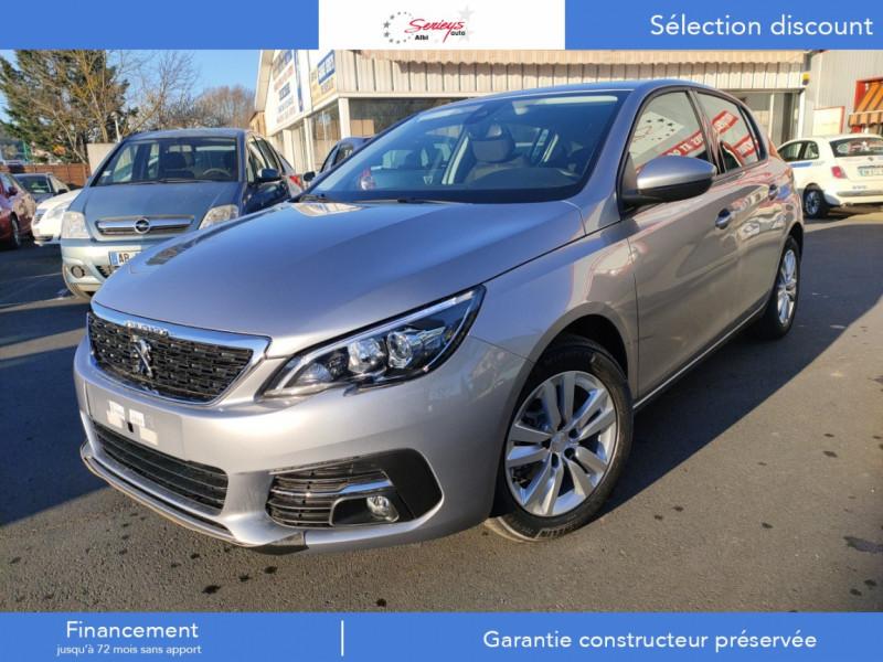 Peugeot 308 Active Pack BlueHDi 130 CAMERA+GPS+JA Diesel GRIS ARTENSE METAL Neuf à vendre