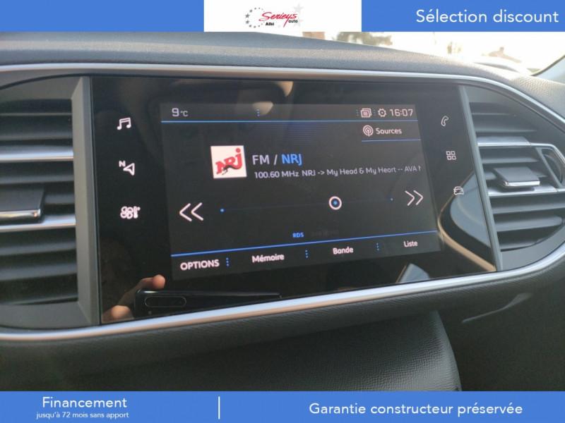 Photo 24 de l'offre de PEUGEOT 308 Active Pack BlueHDi 130 CAMERA+GPS+JA à 20800€ chez Garage Serieys Auto