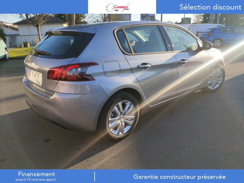 Photo 19 de l'offre de PEUGEOT 308 Active Pack BlueHDi 130 CAMERA+GPS+JA à 20800€ chez Garage Serieys Auto