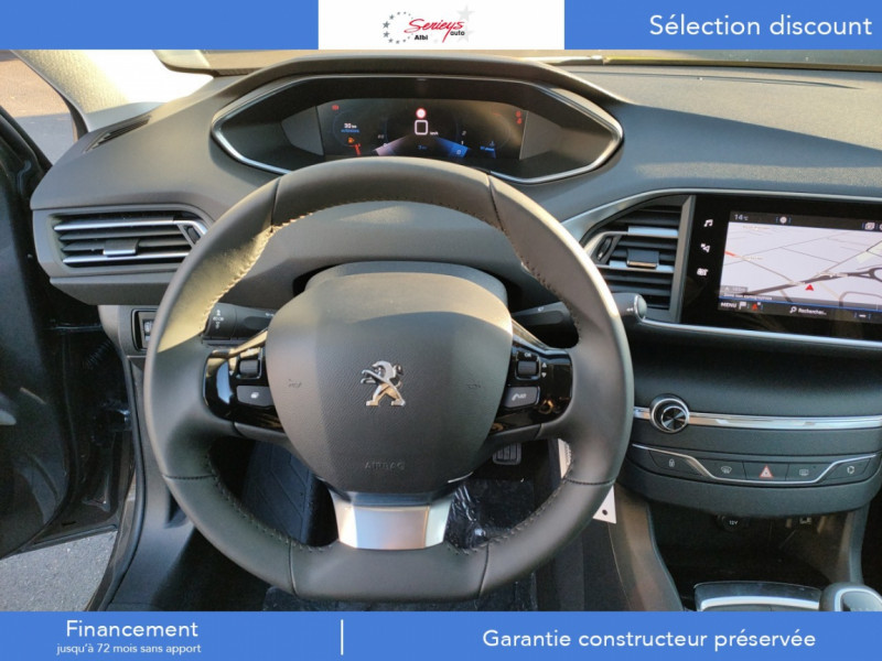 Photo 4 de l'offre de PEUGEOT 308 Active Pack BlueHDi 130 CAMERA+GPS+JA à 20800€ chez Garage Serieys Auto