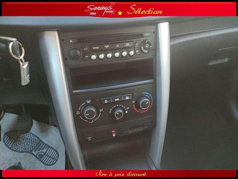 Photo 3 de l'offre de PEUGEOT 207 BLUE LION 1.6 HDi 92 98g DISTRI OK à 4880€ chez Garage Serieys Auto