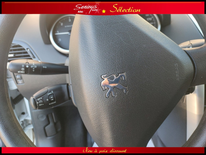 Photo 5 de l'offre de PEUGEOT 207 BLUE LION 1.6 HDi 92 98g DISTRI OK à 4880€ chez Garage Serieys Auto