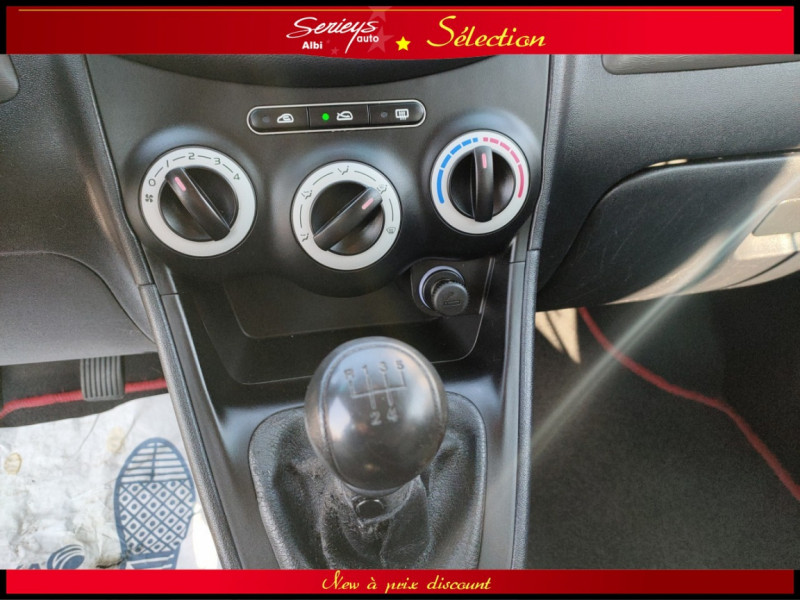 Photo 2 de l'offre de HYUNDAI i10 Pack 1.1 CRDi 75 - A SAISIR à 3980€ chez Garage Serieys Auto