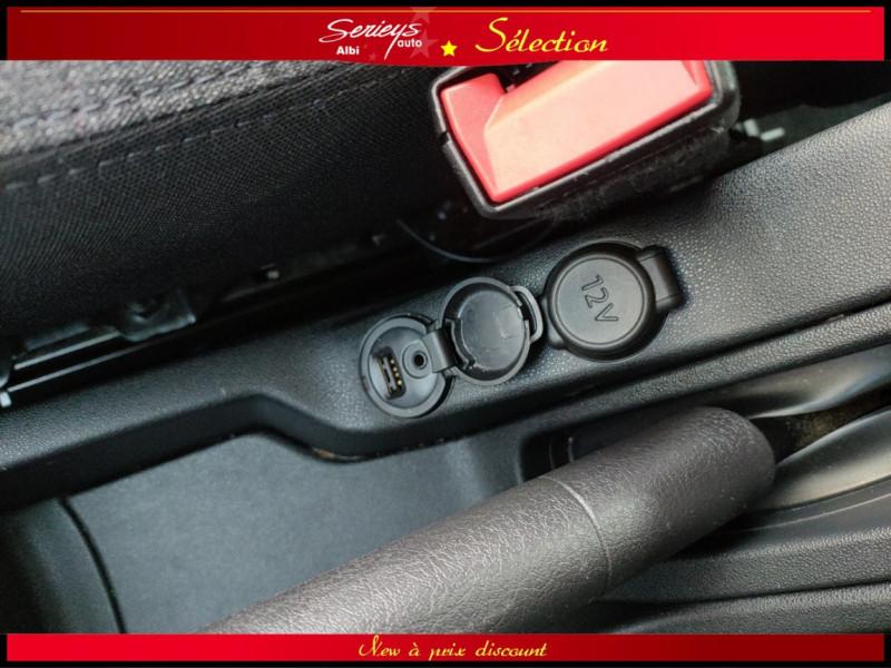 Photo 11 de l'offre de CITROEN C3 Feel Edition BlueHDi 75 GPS+CAMERA+JA à 9680€ chez Garage Serieys Auto