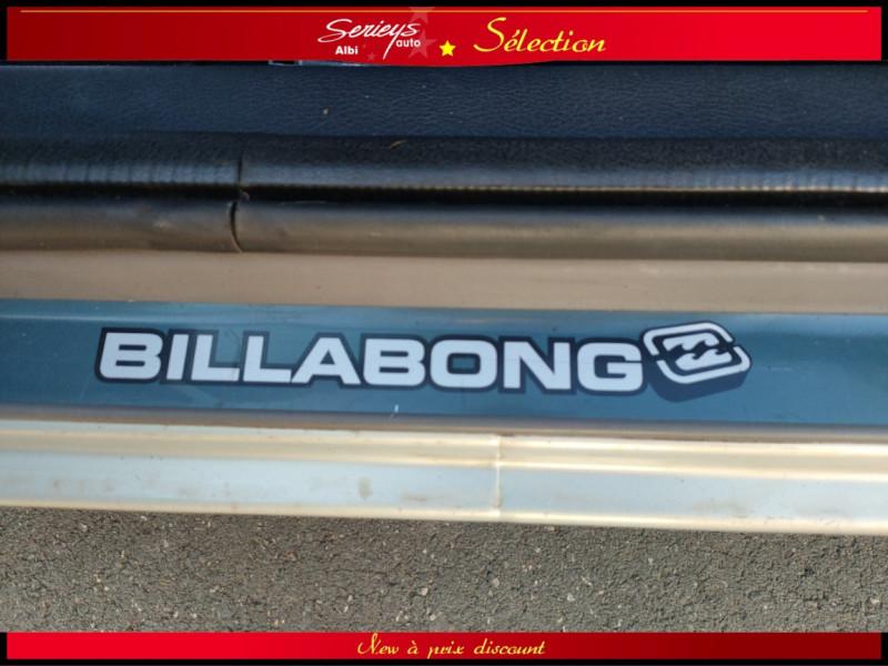 Photo 2 de l'offre de RENAULT CLIO Billabong 1.2i 16V 3Pte Distri + CTOK à 2800€ chez Garage Serieys Auto