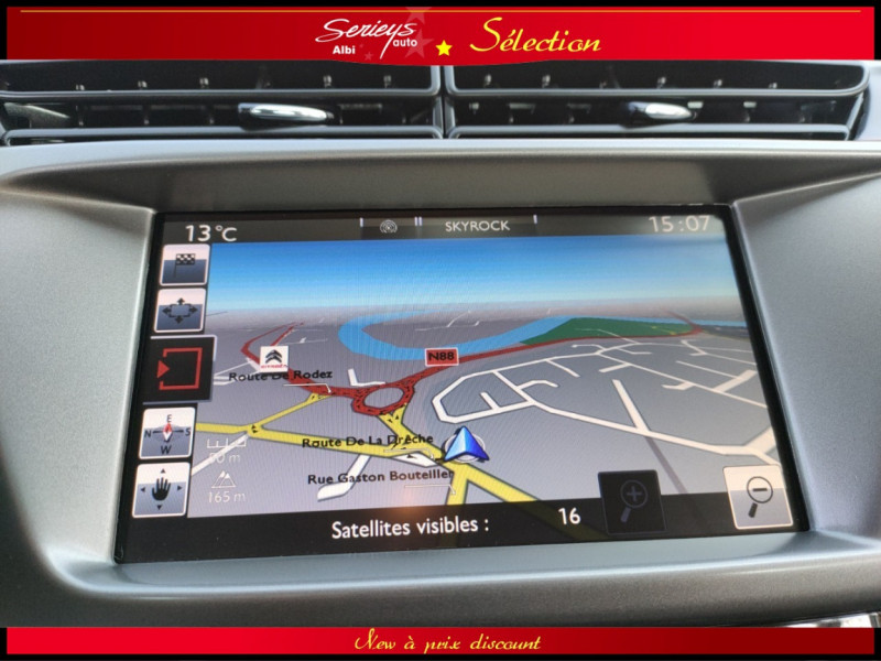 Photo 18 de l'offre de CITROEN C3 Feel Edition BlueHDi 75 GPS+CAMERA+JA à 9680€ chez Garage Serieys Auto