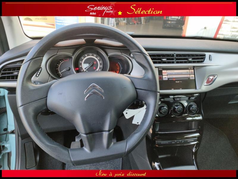 Photo 26 de l'offre de CITROEN C3 Feel Edition BlueHDi 75 GPS+CAMERA+JA à 9680€ chez Garage Serieys Auto