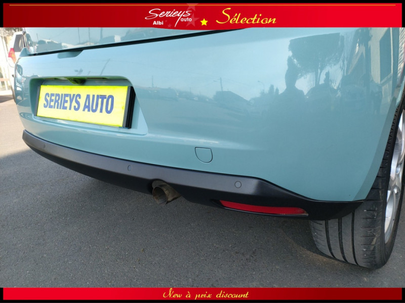 Photo 22 de l'offre de CITROEN C3 Feel Edition BlueHDi 75 GPS+CAMERA+JA à 9680€ chez Garage Serieys Auto