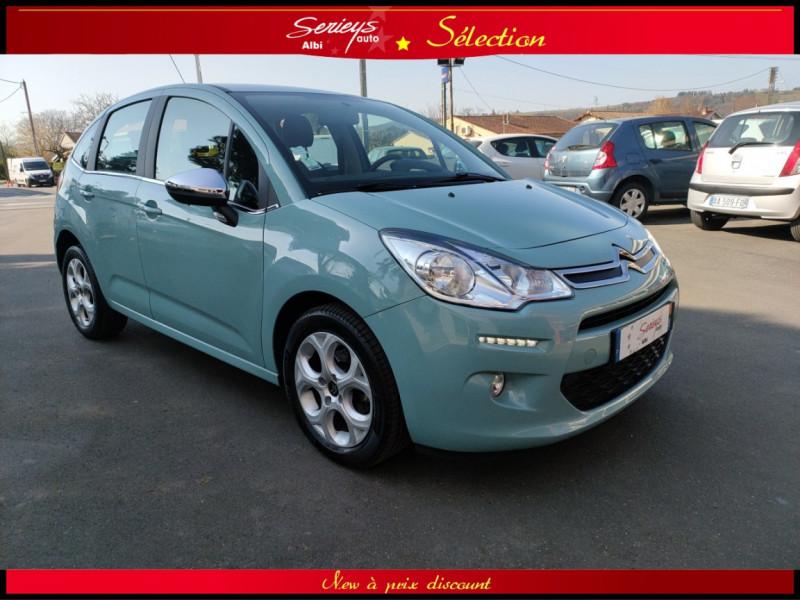 Photo 7 de l'offre de CITROEN C3 Feel Edition BlueHDi 75 GPS+CAMERA+JA à 9680€ chez Garage Serieys Auto