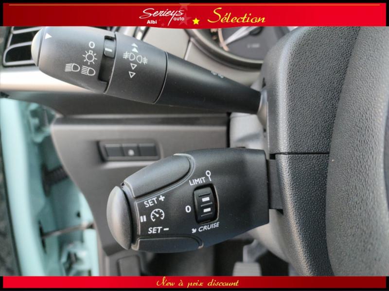 Photo 34 de l'offre de CITROEN C3 Feel Edition BlueHDi 75 GPS+CAMERA+JA à 9680€ chez Garage Serieys Auto