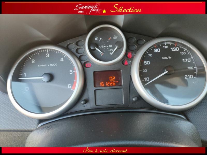 Photo 2 de l'offre de PEUGEOT 207 BLUE LION 1.6 HDi 92 98g DISTRI OK à 4880€ chez Garage Serieys Auto