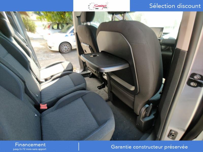 Photo 18 de l'offre de PEUGEOT RIFTER Allure Pack BlueHDi 130 GPS+Camera à 24680€ chez Garage Serieys Auto
