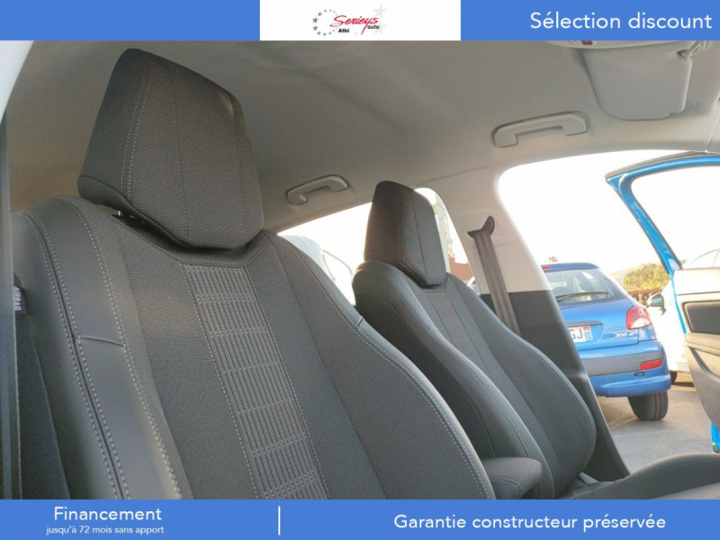 Photo 8 de l'offre de PEUGEOT 308 Allure Pack BlueHDi 130 EAT8 Full Led+JA16 Biton à 24480€ chez Garage Serieys Auto