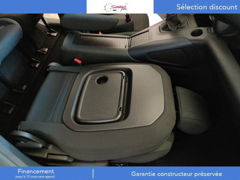 Photo 17 de l'offre de PEUGEOT RIFTER Allure Pack BlueHDi 130 GPS+Camera à 24680€ chez Garage Serieys Auto