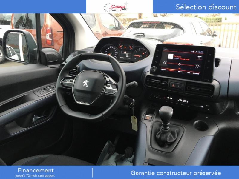 Photo 9 de l'offre de PEUGEOT RIFTER Allure Pack BlueHDi 130 GPS+Camera à 24680€ chez Garage Serieys Auto