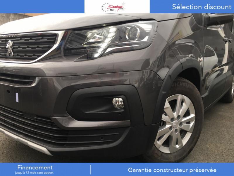 Photo 13 de l'offre de PEUGEOT RIFTER Allure Pack BlueHDi 130 GPS+Camera à 24680€ chez Garage Serieys Auto