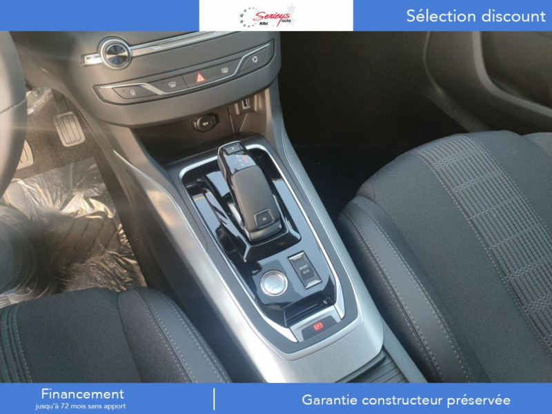 Photo 14 de l'offre de PEUGEOT 308 Allure Pack BlueHDi 130 EAT8 Full Led+JA16 Biton à 24480€ chez Garage Serieys Auto