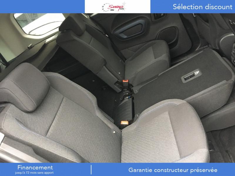 Photo 14 de l'offre de PEUGEOT RIFTER Allure Pack BlueHDi 130 GPS+Camera à 24680€ chez Garage Serieys Auto