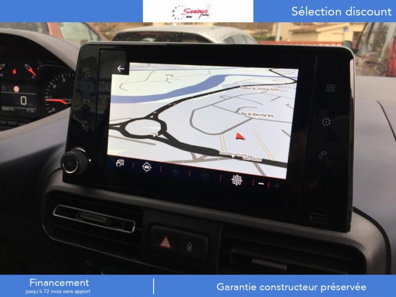 Photo 5 de l'offre de PEUGEOT RIFTER Allure Pack BlueHDi 130 GPS+Camera à 24680€ chez Garage Serieys Auto