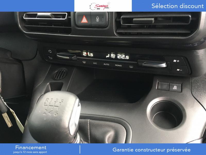 Photo 10 de l'offre de PEUGEOT RIFTER Allure Pack BlueHDi 130 GPS+Camera à 24680€ chez Garage Serieys Auto